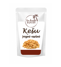 Kešu ořechy pražené nesolené 200g Les Fruits du Paradis