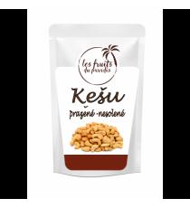 Kešu ořechy pražené nesolené 500g Les Fruits du Paradis