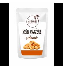 Kešu ořechy pražené solené 1kg Les Fruits du Paradis