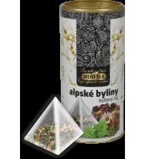 TUBUS Alpské byliny 22,5 g Vitto Tea