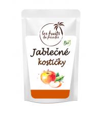 Jablka sušená (kostičky) BIO 12,5 kg Les Fruits du Paradis