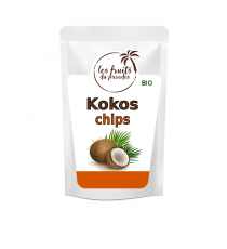 Kokos chips BIO 500 g Les Fruits du Paradis