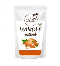 Mandle natural BIO 3 kg Les Fruits du Paradis