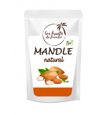 Mandle BIO 25 kg Les Fruits du Paradis