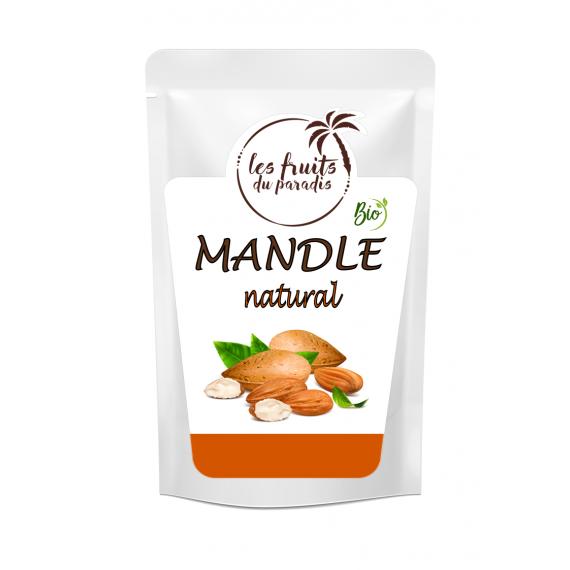Mandle BIO 25 kg Les Fruits du Paradis