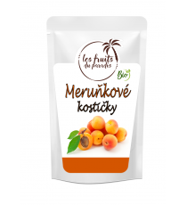 Meruňky sušené (kostičky) BIO 1 kg Les Fruits du Paradis