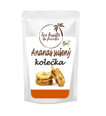 Ananas kolečka Bio RAW, Srí Lanka 3 kg Les Fruits du Paradis