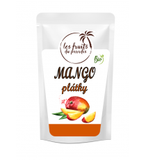 Mango plátky BIO 500 g Les Fruits du Paradis