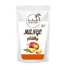 Mango plátky BIO 1 kg Les Fruits du Paradis