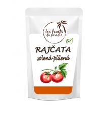 Sušená rajčata solená BIO 1 kg Les Fruits du Paradis