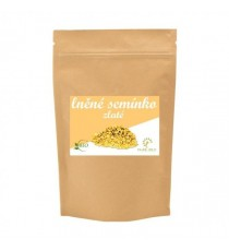 Lněné semínko zlaté BIO 3 kg FAJNE JIDLO