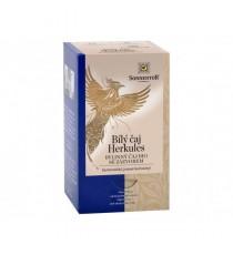 Bílý čaj Herkules se zázvorem BIO 27 g SONNENTOR