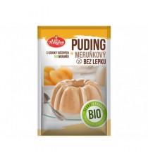 Bio Puding meruňkový 40 g AMYLON