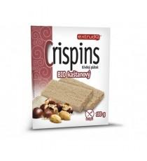 Bio Cereální křehký chléb Crispins kaštanový 2x50 g EXTRUDO