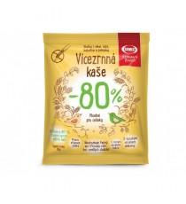Vícezrnná kaše -80% 65 g SEMIX