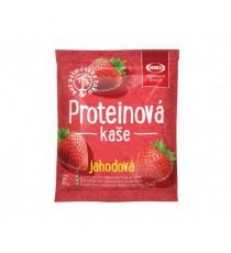 Proteinová kaše jahodová 65 g SEMIX