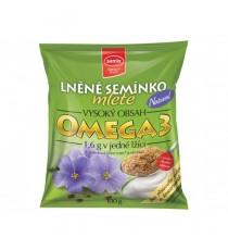 Lněné semínko natural 100g SEMIX