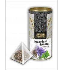 TUBUS Levandule - Máta 22,5 g Vitto Tea