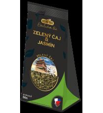 Zelený čaj - Jasmín sypaný čaj 50 g Vitto Tea