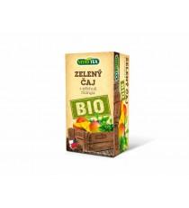 Zelený čaj Mango BIO 30 g Vitto Tea