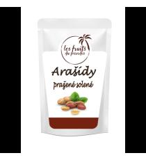 Arašídy pražené solené 1 kg Les Fruits du Paradis