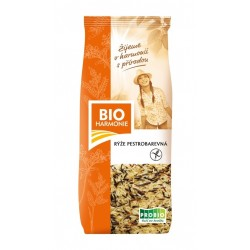 Rýže pestrobarevná BIO 25 kg BIOHARMONIE