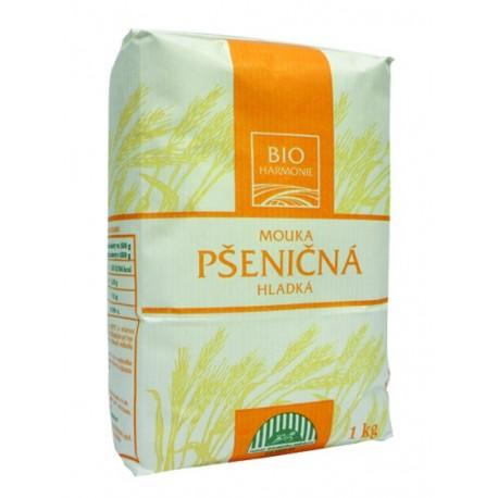 Pšeničná mouka bílá hladká BIO