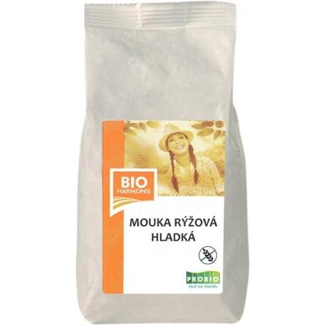Rýžová mouka hladká 300 g BIOHARMONIE