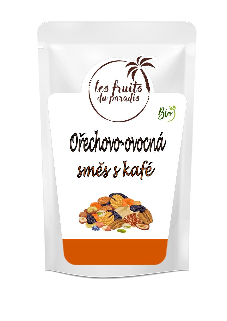 Směs ořechy a kafe BIO 150 g Les Fruits du Paradis